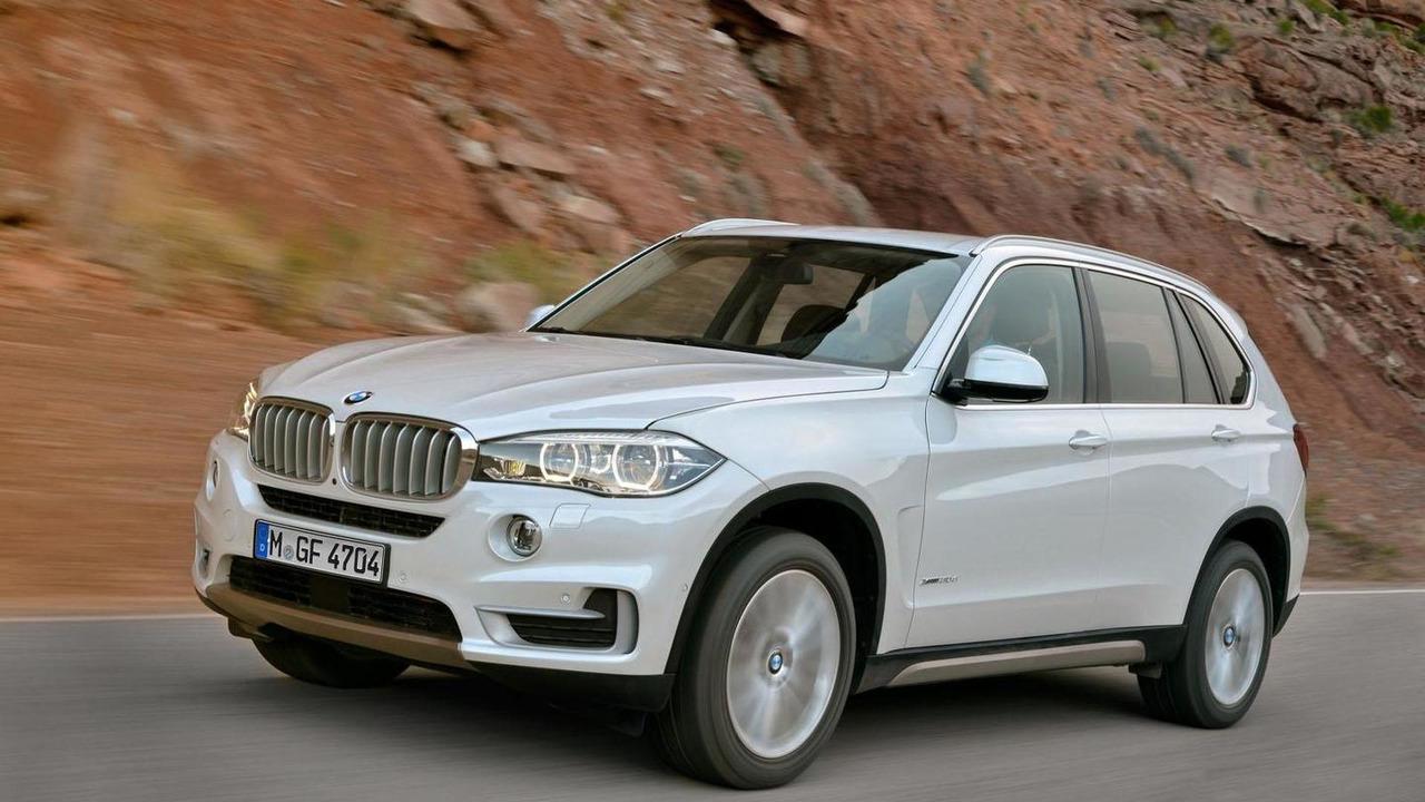 2014 BMW X5 XDrive30d 2952013