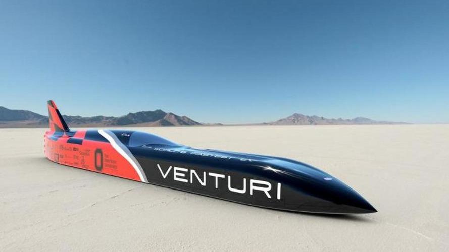 Venturi VBB-3 announced, will attempt to set EV speed record