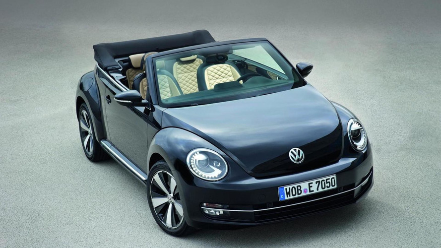 Volkswagen Beetle and Beetle Cabriolet Exclusive announced