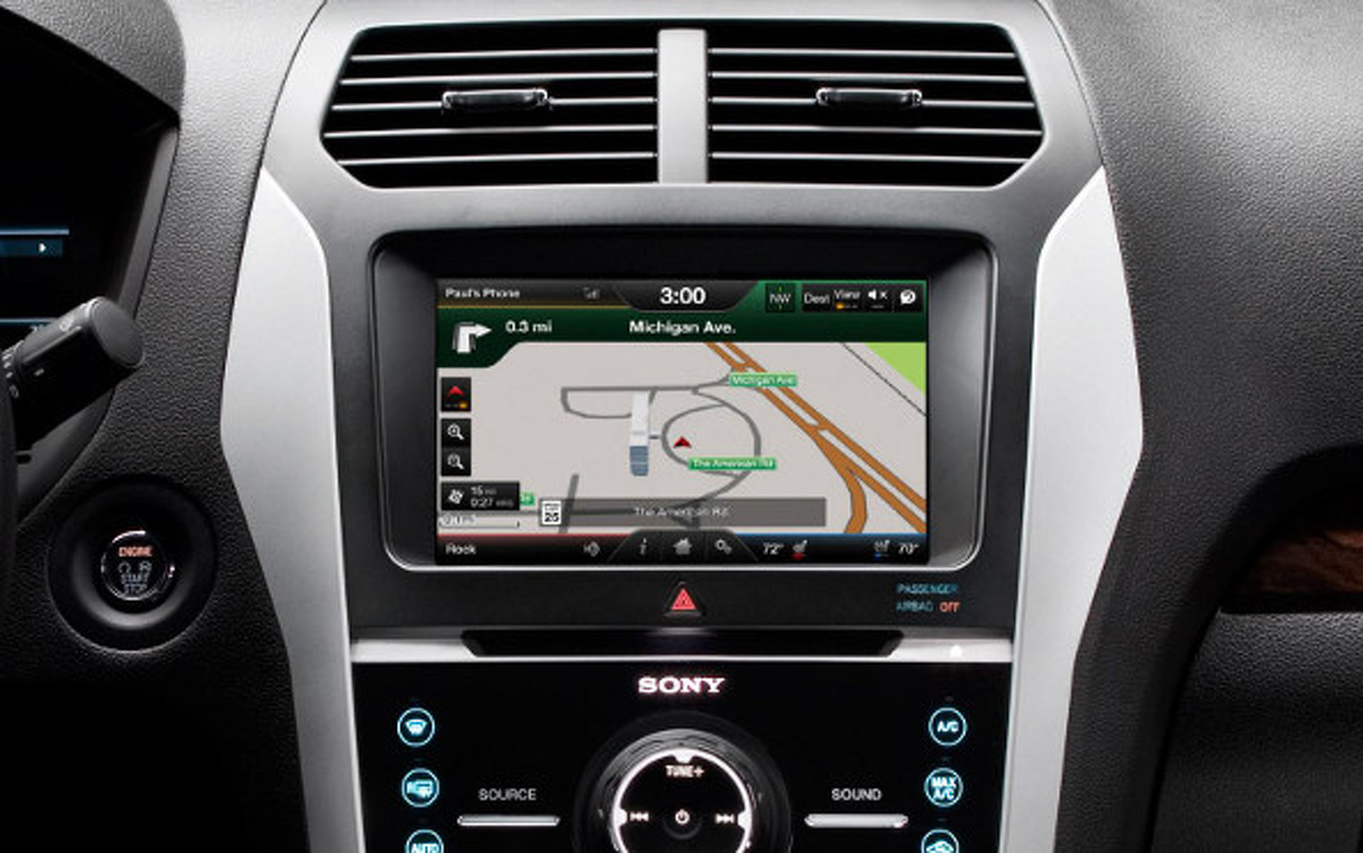 Lawsuit Threatened Against Ford for MyFordTouch