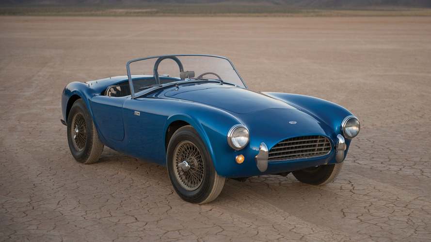 First-ever 1962 Shelby Cobra, CSX 2000, headed to auction
