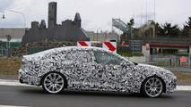 Audi S5 Sportback spy photos