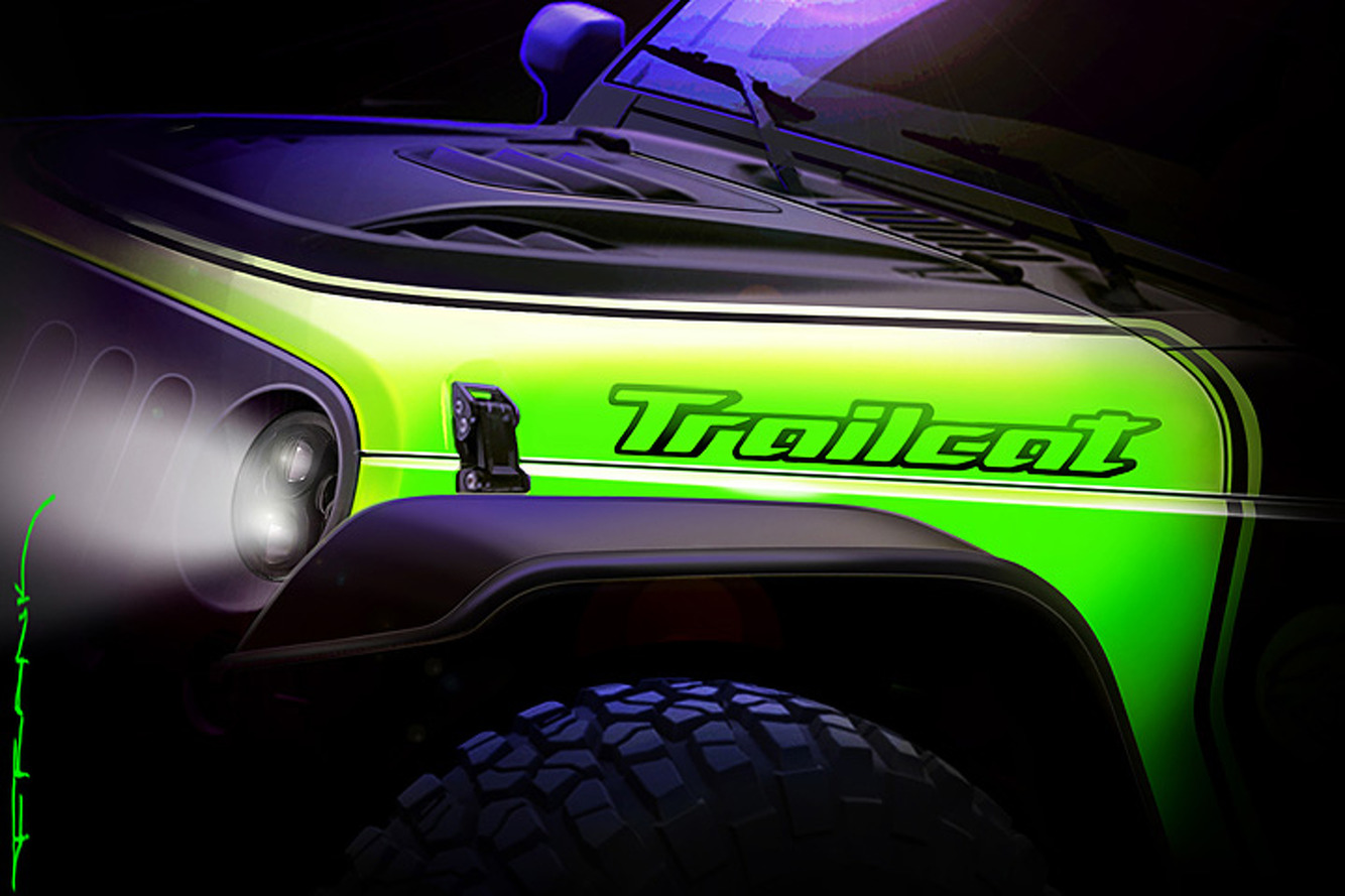 """Could The Jeep """"Trailcat"""