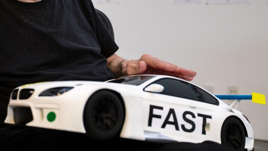 BMW M6 GT3 Art Cars Teaser