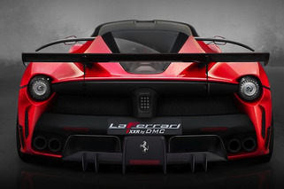 DMC Previews Sinister Ferrari LaFerrari FXXR