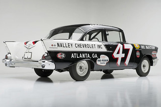 """This """"Black Widow"""" Chevrolet Spins an Interesting NASCAR Tale"""