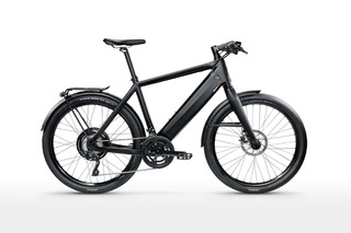 The Stromer ST2 Combines App Connectivity and e-Bike Practicality