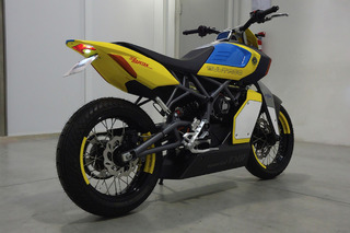 Rapitan E-Motorcycle Marks Bultaco's Return to the Bike Business