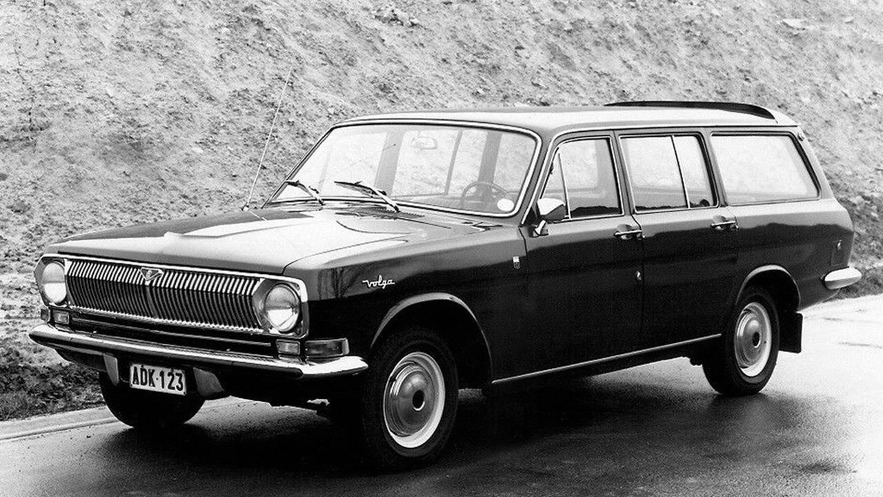 Soviet Cars Were Weird Volga Gaz 24