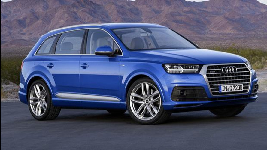 Auto premium, ad aprile Audi ha sorpassato BMW e Mercedes