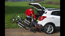 Opel, accessori auto