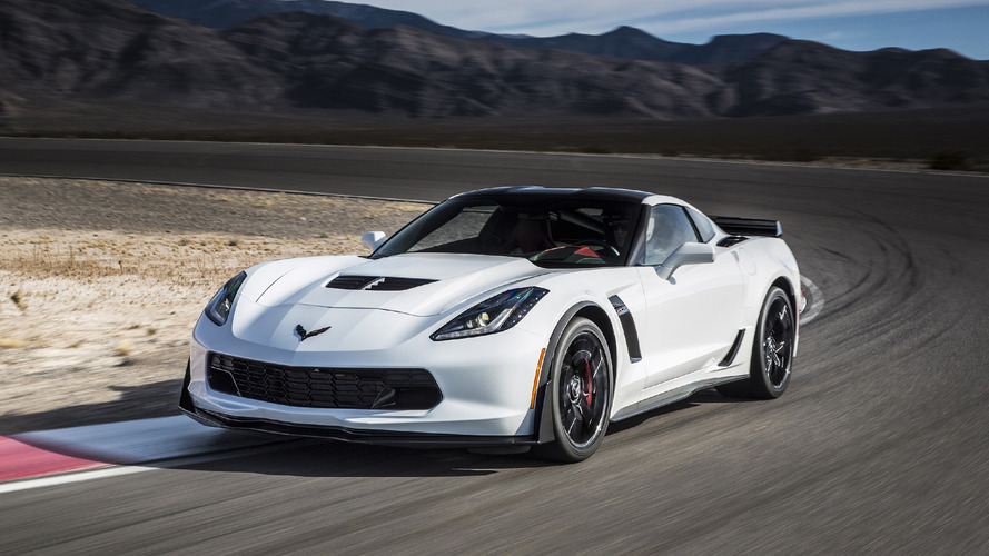 Corvette Z06 Owners Suing GM For Overheating Issues On Track