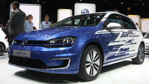 Volkswagen e-Golf Touch 2016 Mondial de l'Automobile