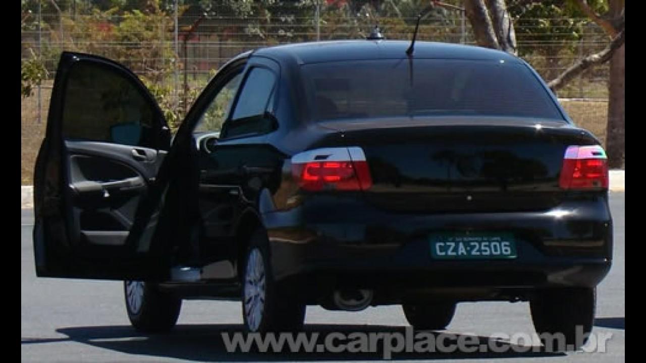 Versão sedan do novo Gol se chamará Voyage - Lançamento será em 24/09