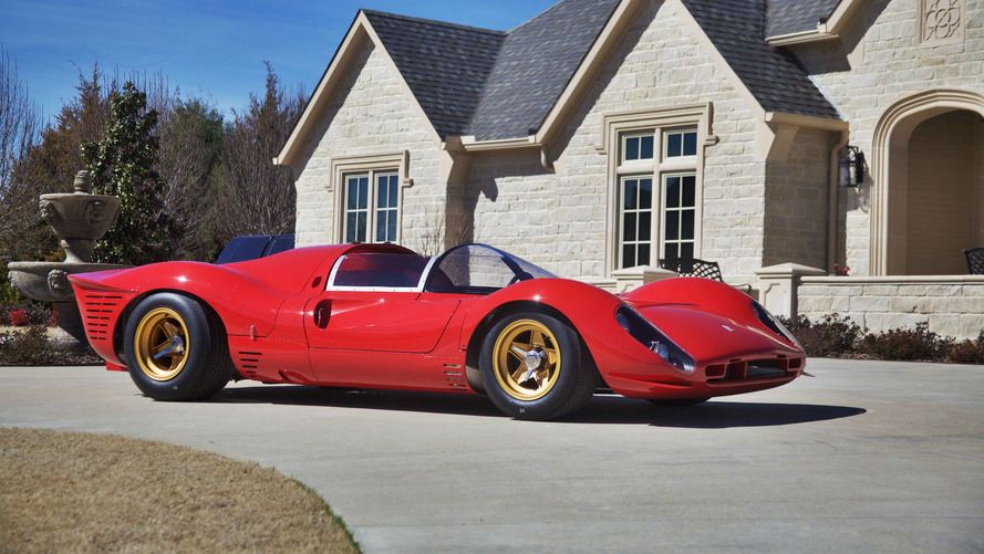 1967 Ferrari P4 replica shows up on eBay for a cool $850,000