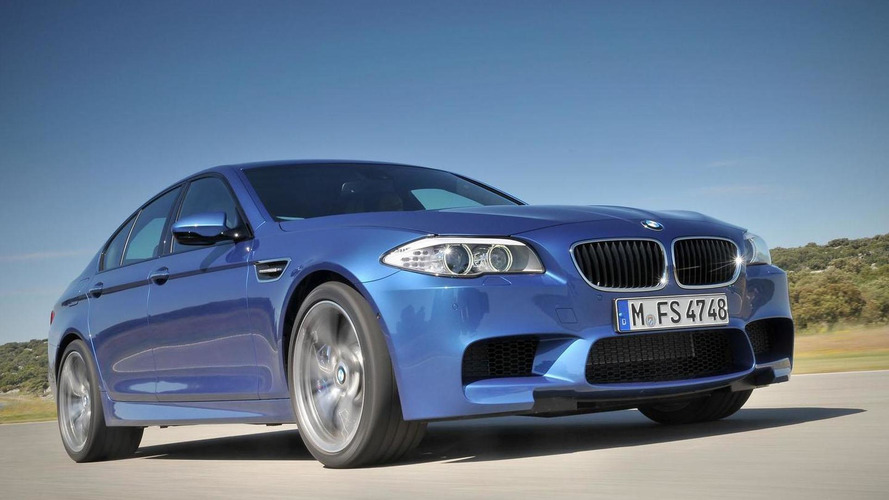 More sources say BMW 550dXM - a diesel M5 - is coming