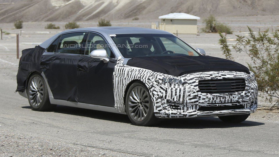 2017 Hyundai Equus KDM-spec confirmed for December reveal