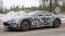 Aston Martin DB11 S spy photo