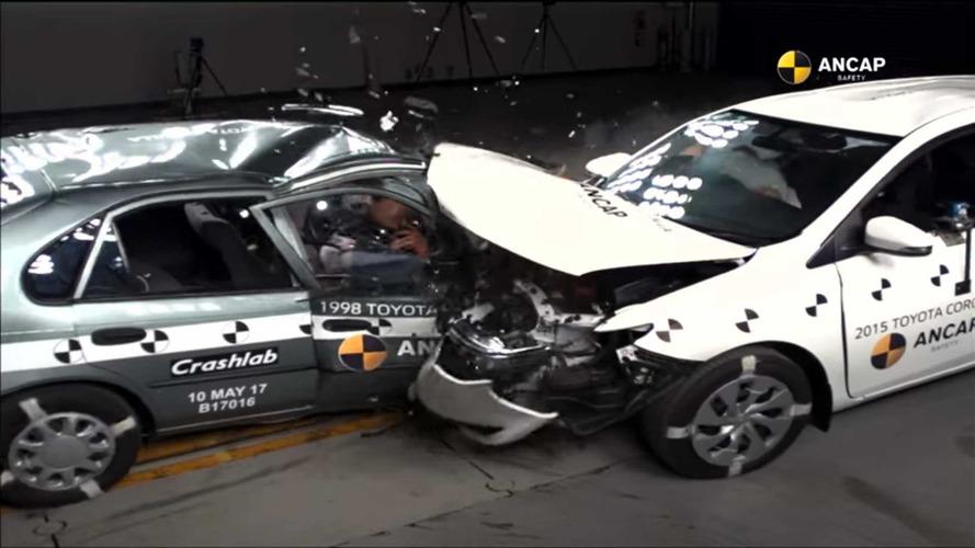 Eski bir otomobil ne kadar güvenli?