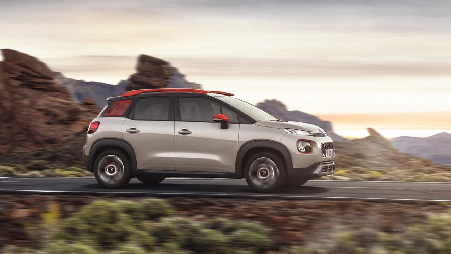 Le Citroën C3 Aircross décroche le prix Autobest 2018