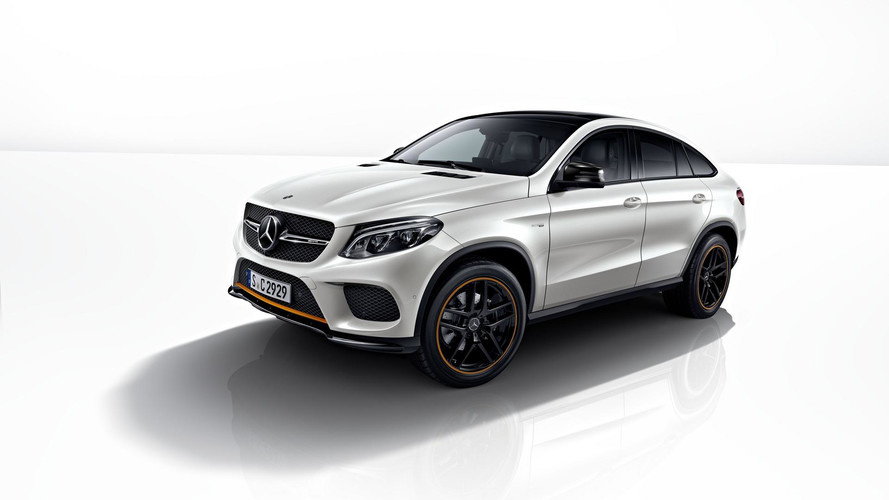 Mercedes GLE Coupe OrangeArt Edition