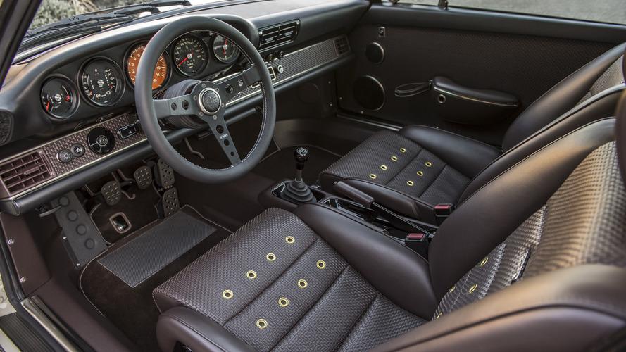 Porsche 911, por Singer Vehicle Designs