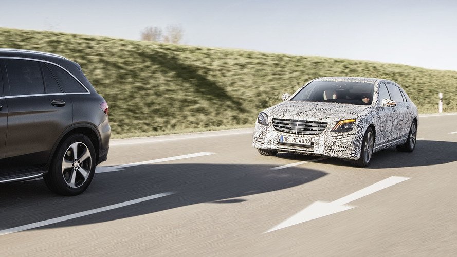 2018 Mercedes S-Class Gets Closer To Fully Autonomous Driving