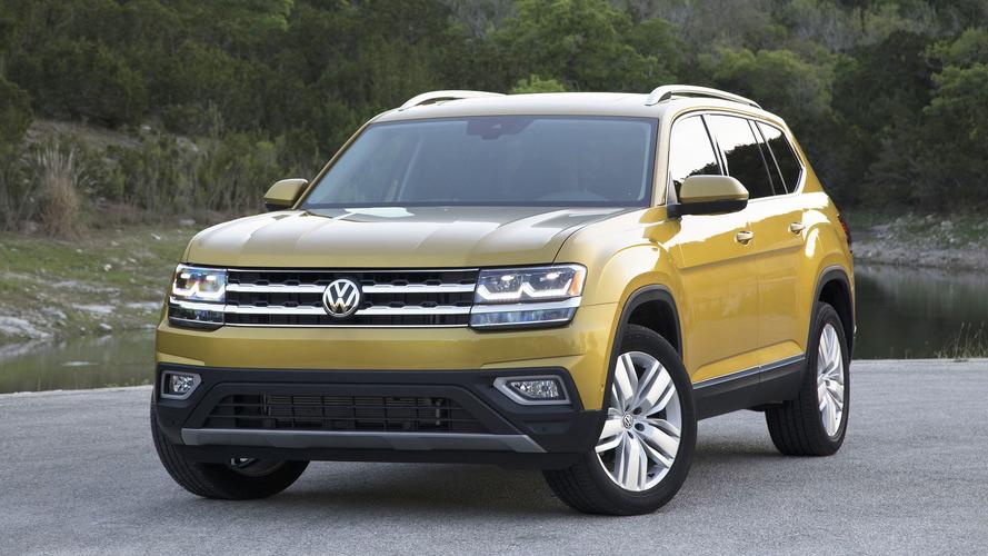 Volkswagen Atlas já dá sinais de boas vendas nos Estados Unidos