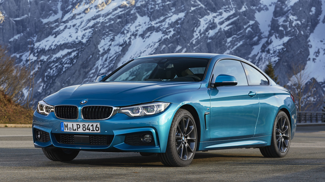 2018 Bmw 440i Coupe Review Minor Updates Make A Positive