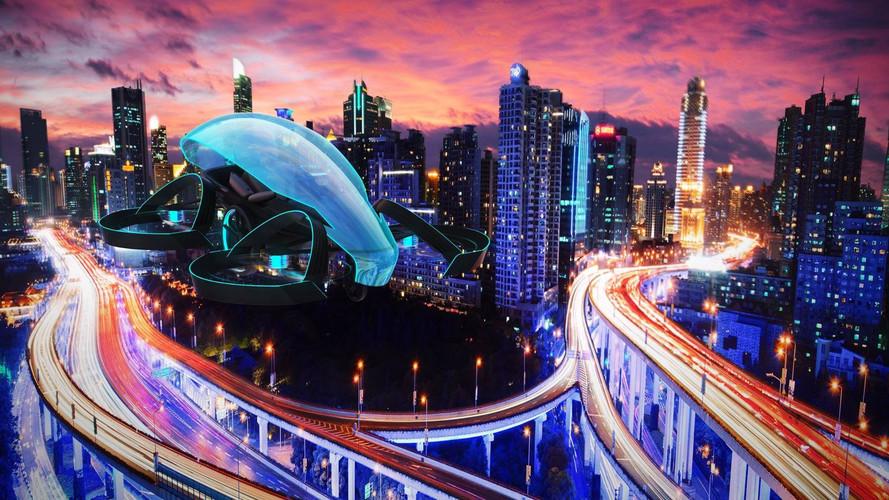 Toyota encenderá el pebetero de Tokio 2020 con un coche volador