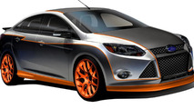 2012 Ford Focus by Capaldi Racing - 21.10.2011