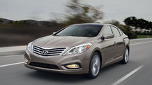 2012 Hyundai Azera ups the luxury game in Los Angeles [videos]