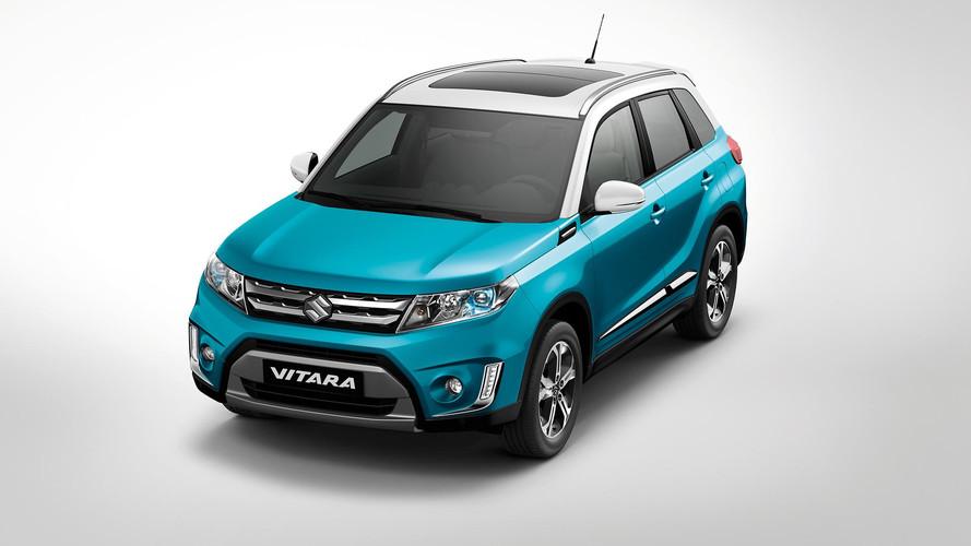 Suzuki Vitara'da bahar fırsatları başladı