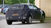 Hyundai Kona EV Spy Shots
