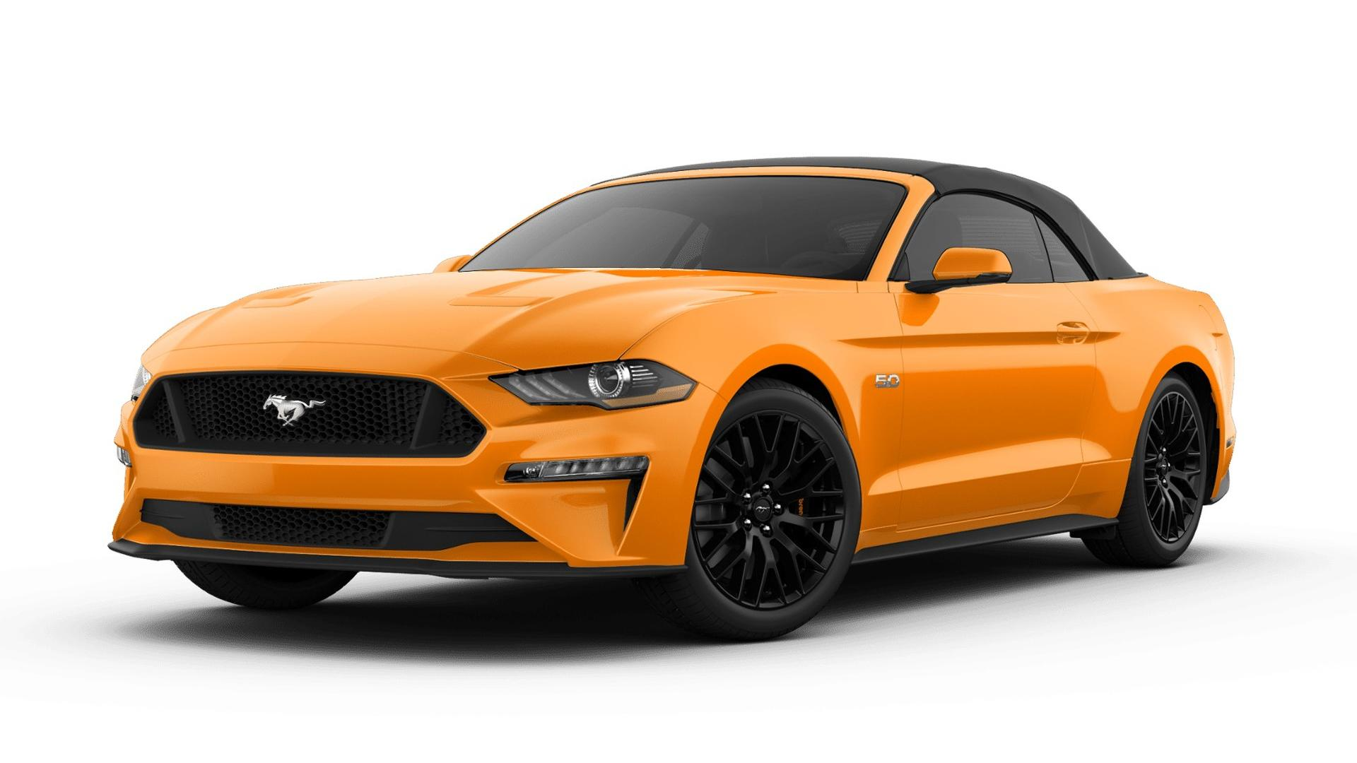 Most Expensive 2018 Ford Mustang Costs 58 760