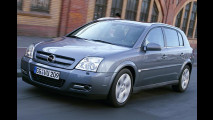 Opel mit Partikelfilter