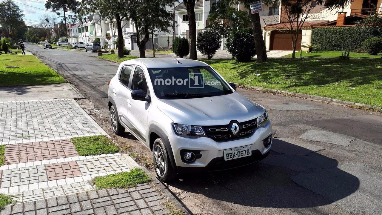 Renault Kwid Intense, por Carlos Rotta