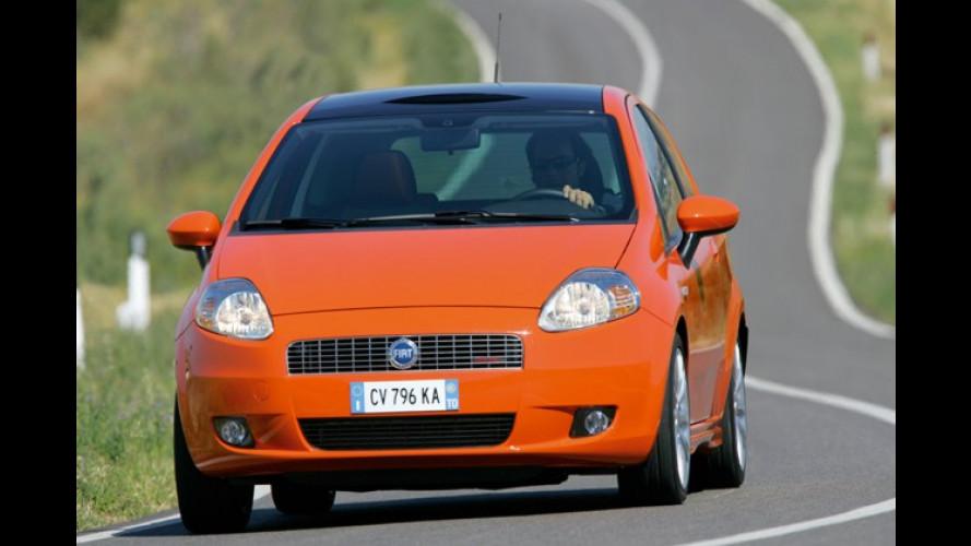 Neuer Fiat Punto: Deutlich größer und gleich vier Diesel