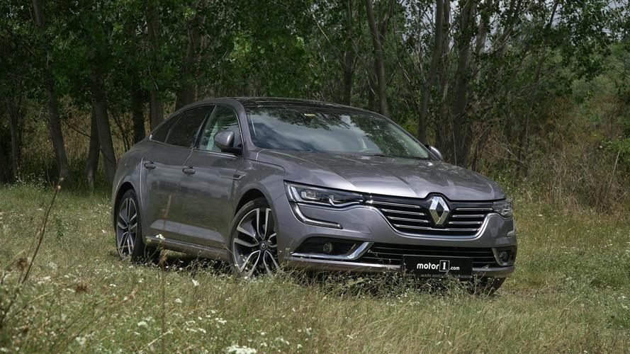 2017 Renault Talisman 1.6 dCi EDC | Neden Almalı?