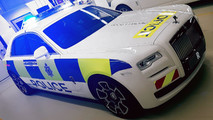 Rolls-Royce Ghost Black Badge Police Car