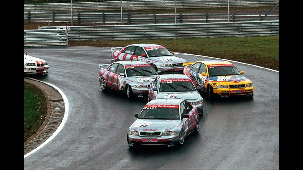 Audi A4 quattro STW (1996)