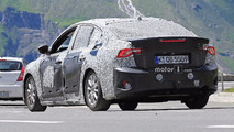 Ford Focus Sedan Spy Pics