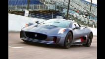 Jaguar C-X75 ist zurück