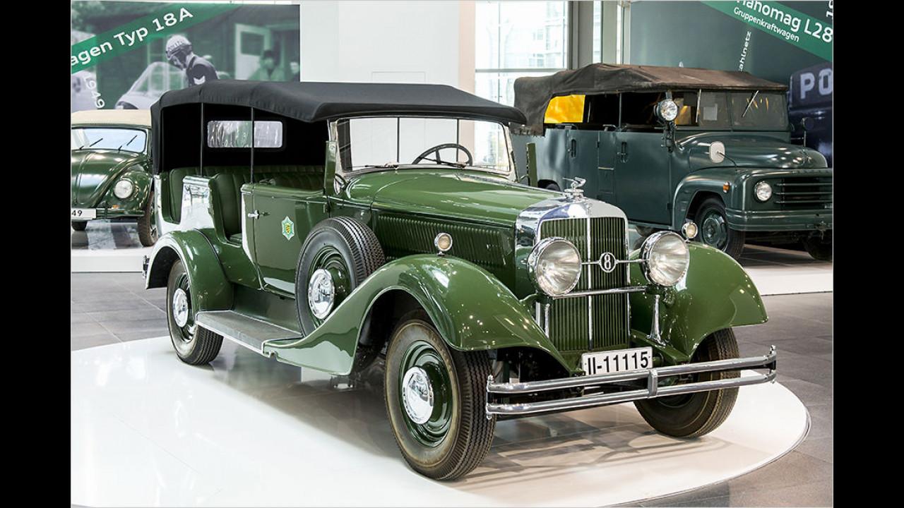 Horch 400 Polizei-Mannschatftswagen (1930)