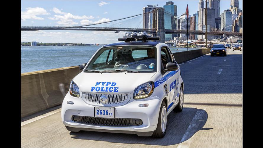 Kurzware für die Cops