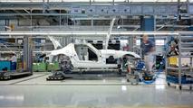 Mercedes-Benz plant, Sindelfingen, SLS AMG hand-built production starts - 27.01.2010