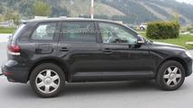 2011 VW Touareg Mule