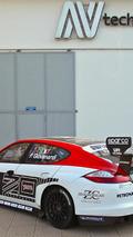 N. Technology Porsche Panamera racecar