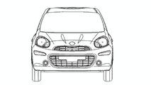 2010 Nissan Micra Leaked Design