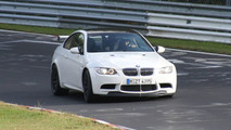 Mystery BMW M3 Coupe Caught on Nurburgring